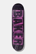 """Baker Skateboards CJ Brand Name Chalk 8.125"""""""