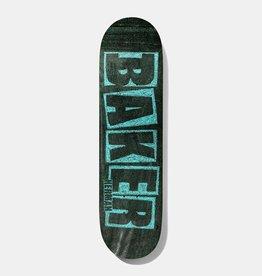 """Baker Skateboards BH Brand Name Chalk 8.25"""""""