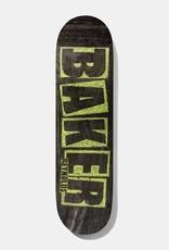"""Baker Skateboards AR Brand Name Chalk 7.75"""""""