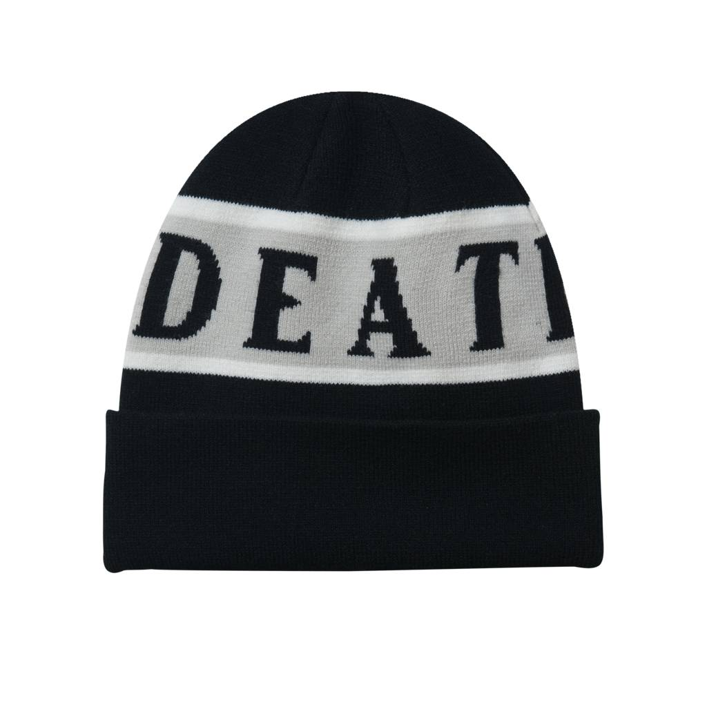 Deathwish Skateboards Low Life Black/Grey Beanie