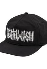 Deathwish Skateboards Deathspray Outline BL Snapback