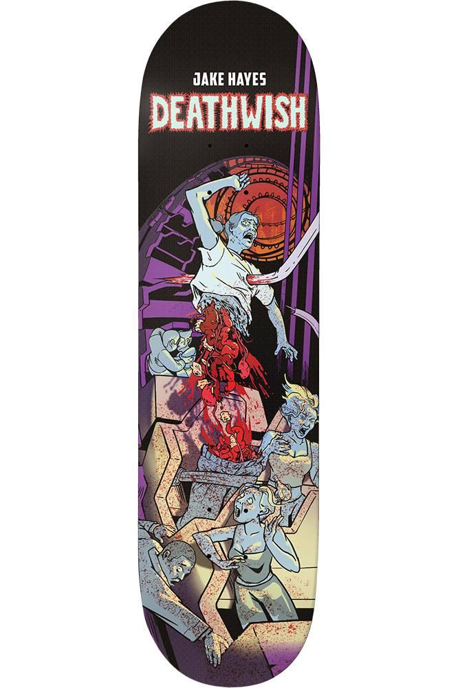 "Deathwish Skateboards JH Premonition 8.125"""
