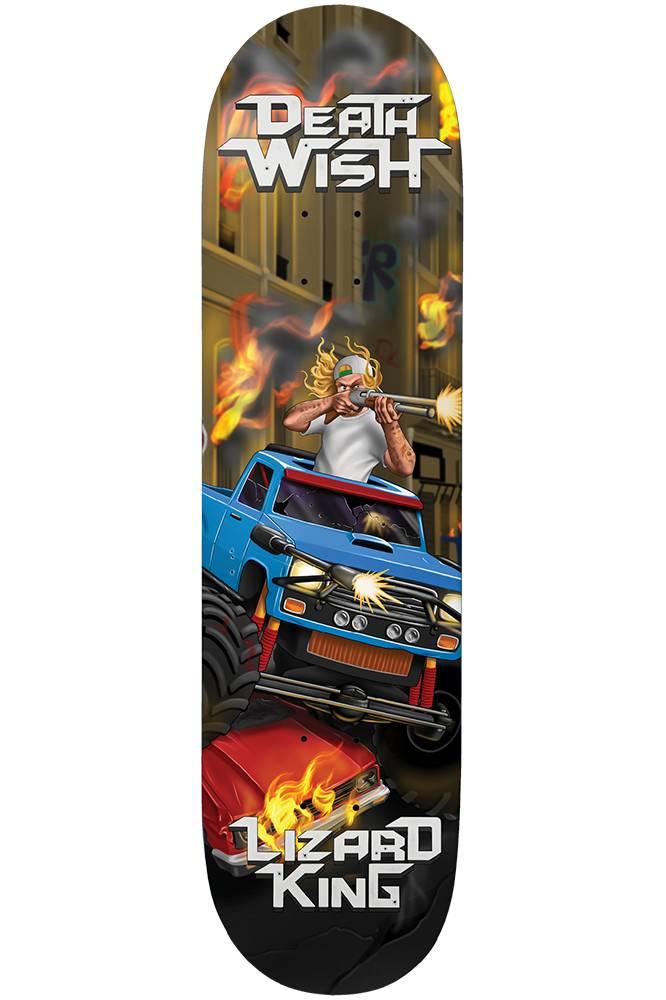 "Deathwish Skateboards LK Metal Mayhem 8.125"""