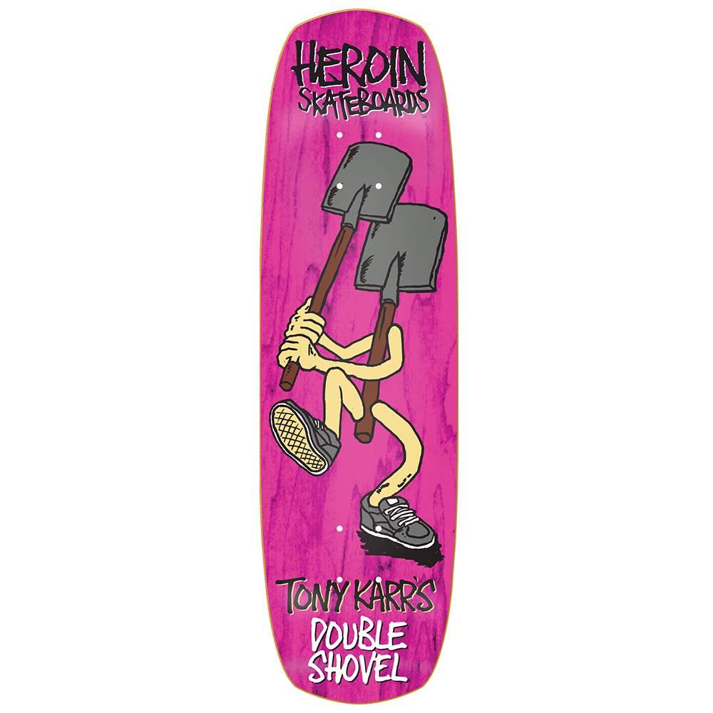 """Heroin TK Double Shovel 9.0"""""""