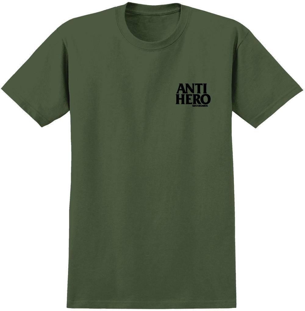 Anti Hero Lil Blackhero Green/Black