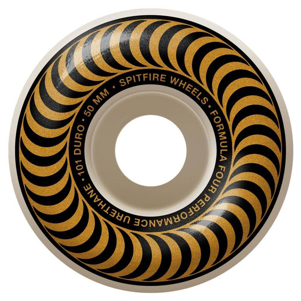 Spitfire Wheels Spitfire F4 101d Classic Bronze 50mm