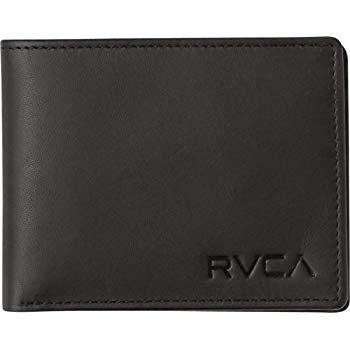 RVCA Crest Bifold Wallet Black