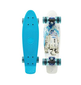 "Penny Skateboards Penny Complete R2D2 22"""