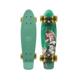 "Penny Skateboards Penny Complete Boba Fett 22"""