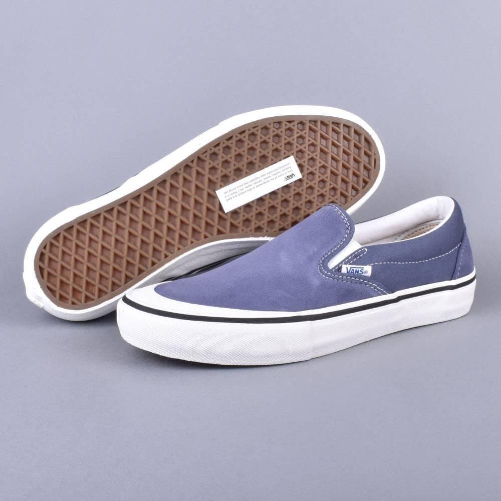 Vans Shoes Slip On Pro Toe-Cap Retro/Grisail