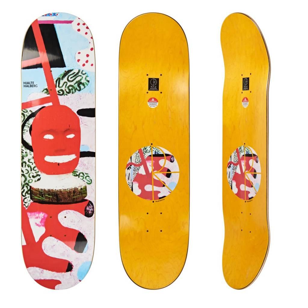 Polar Skate Co. Hjalte Broken Ladder 8.0