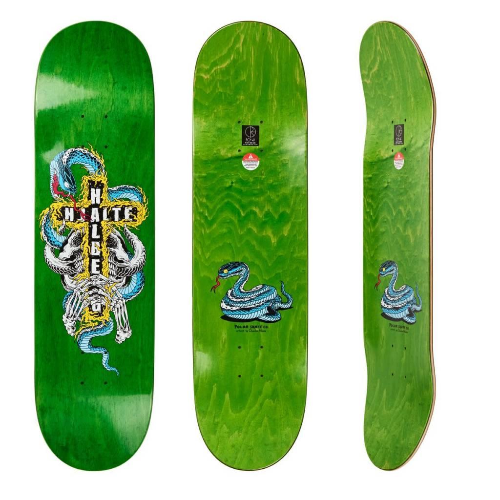 Polar Skate Co. Hjalte Beast Mode 2 8.125