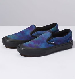 Vans Shoes Slip On Pro Toe-Cap Northern Lights