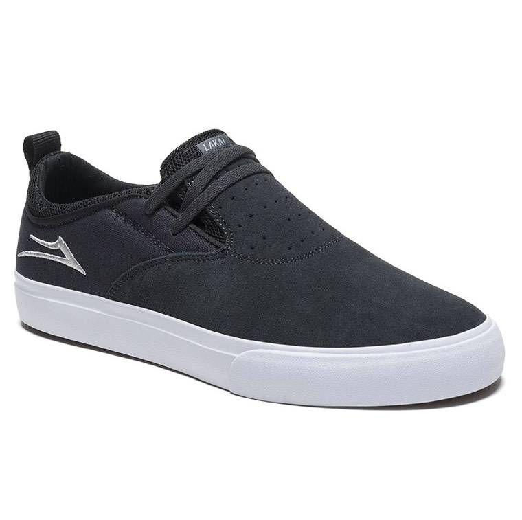 Lakai Riley 2 Charcoal Suede