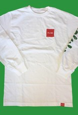 Chocolate Skateboards CTW Honolulu L/S White Tee