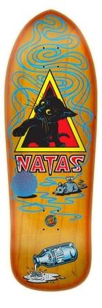 "Santa Cruz Skateboards SMA Natas Kitten Reissue 9.89"""
