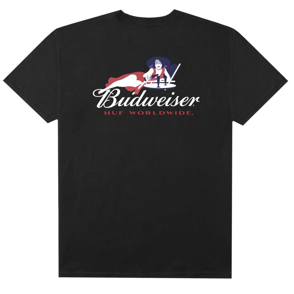 HUF Budweiser Heritage Black