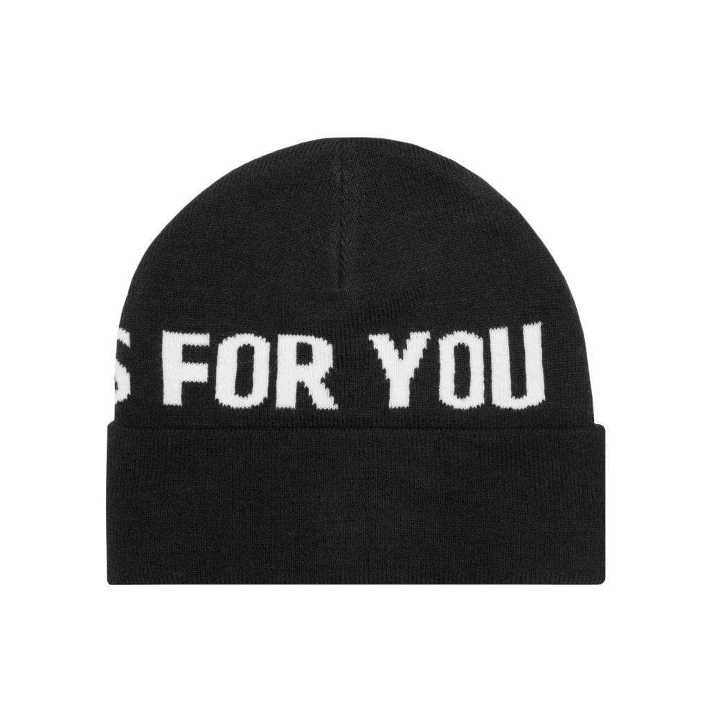 HUF Buds For You Beanie Black