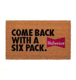 HUF Budweiser Door Mat