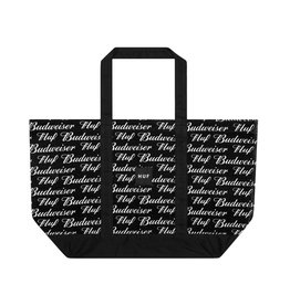HUF Budweiser Tote Bag Black
