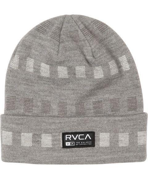 RVCA Witz Beanie Grey