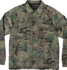 RVCA ATW 2 Coaches Jacket Camo