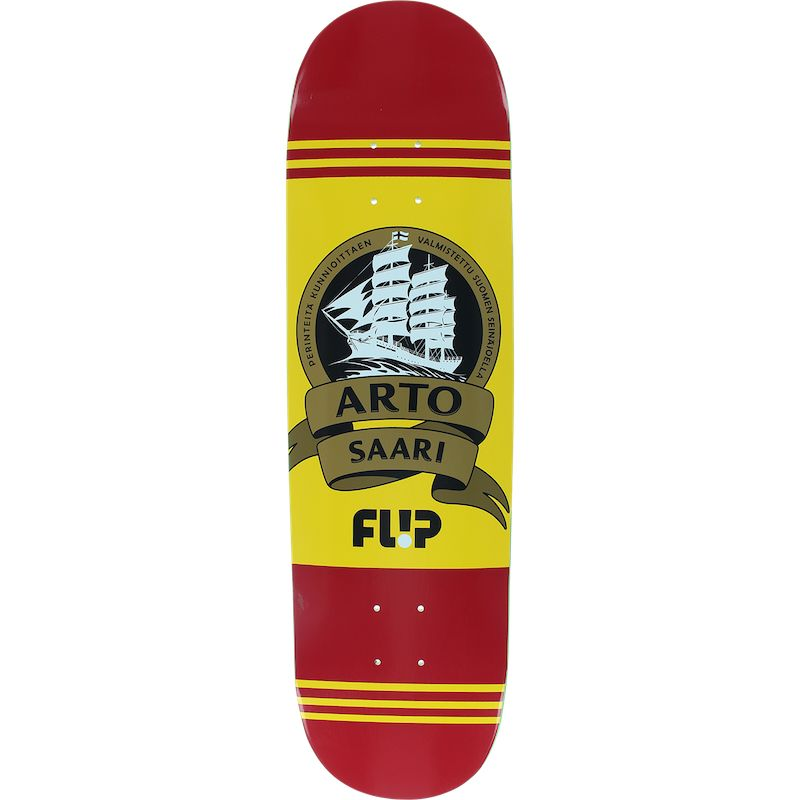 """Arto Saari Mustard 8.5"""""""
