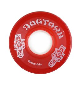 Dogtown Dogtown Mini Cruiser 59mm 84a Trans Red
