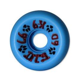 Dogtown K-9 Wheel Blue 60mm