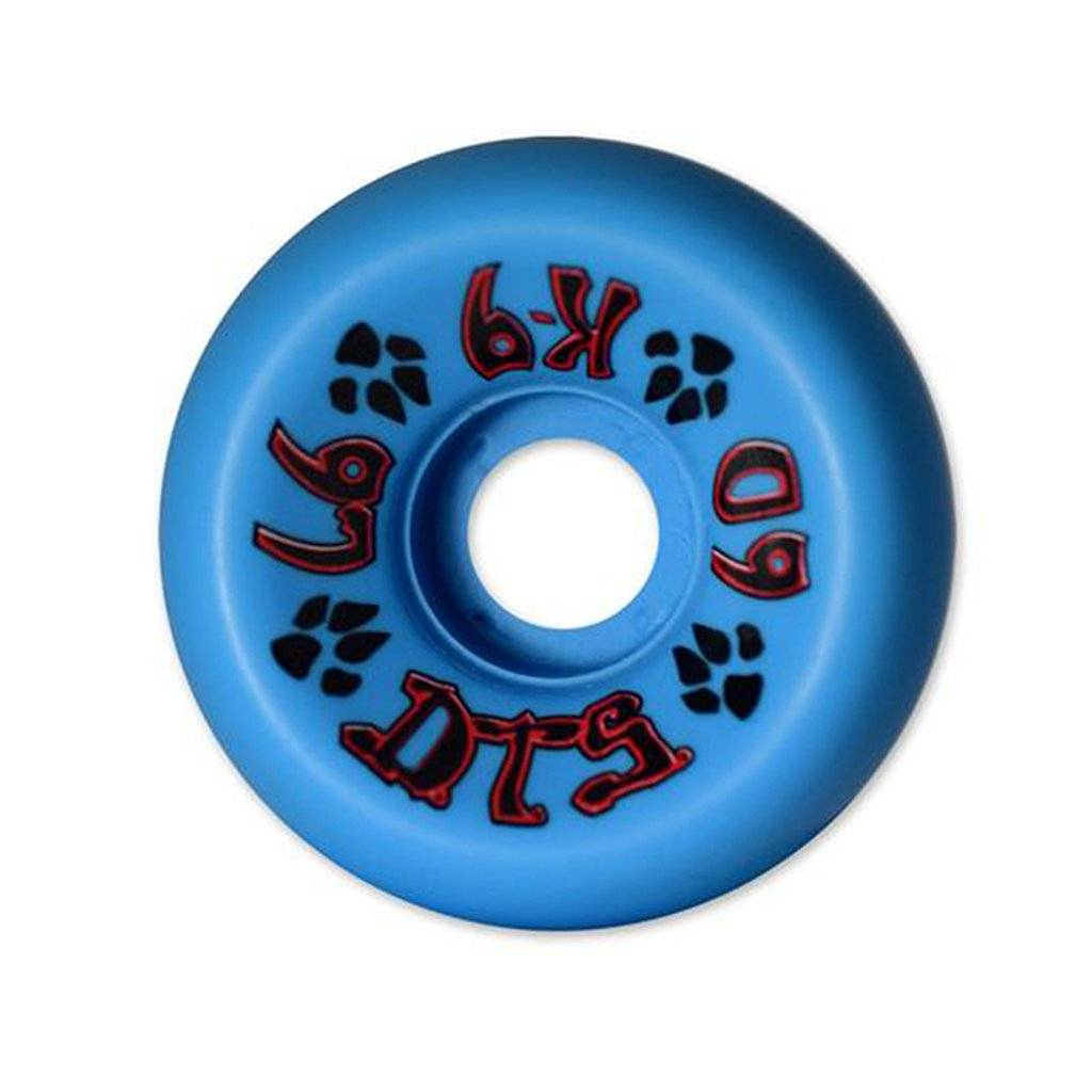 Dogtown K-9 Wheel Blue 60mm