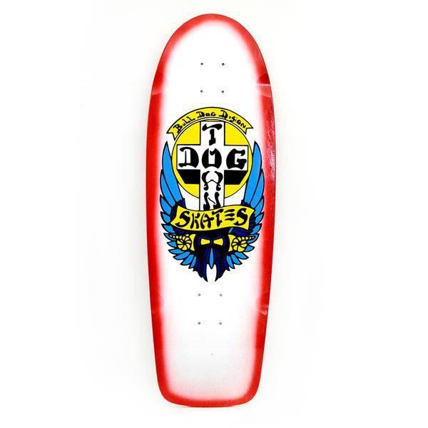 """Dogtown OG Rider Bulldog White/Red Fade 10"""""""