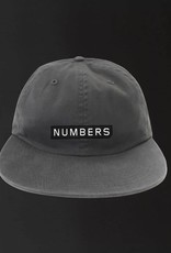 Numbers Edition Logotype - Twill 6-Panel Hat