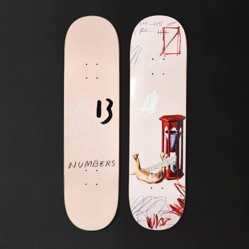 Numbers Edition Koston Edition 5 8.5""