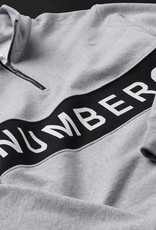 Numbers Edition Wordmark - Fleece Quarter-Zip/Athletic Heather
