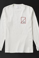 Numbers Edition Loaded Dice - L/S T-Shirt/Off White
