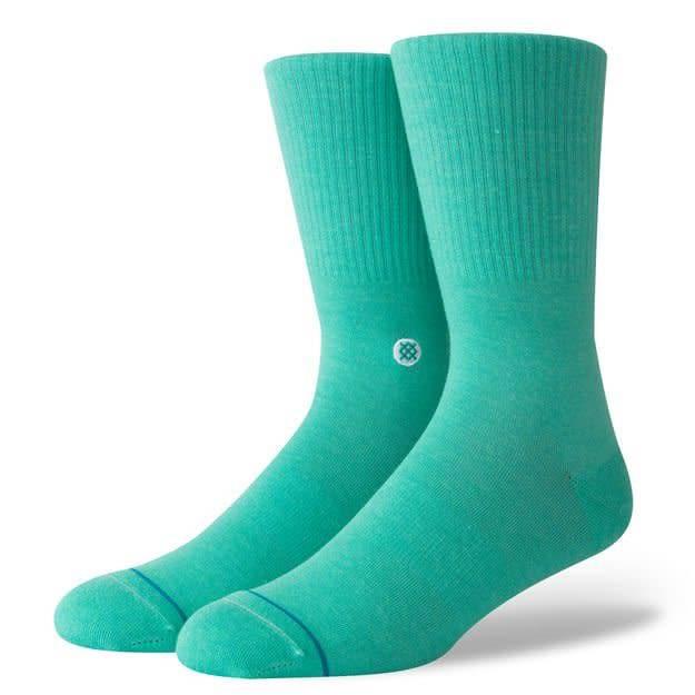 Stance Socks Fashion Icon Teal Large