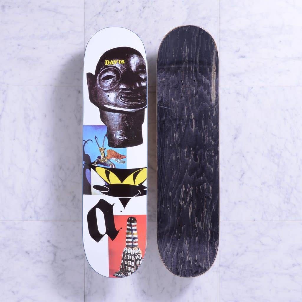 Quasi Skateboards Cat (White) 8.0