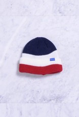 Quasi Skateboards ODB Beanie Red/Wht/Blu