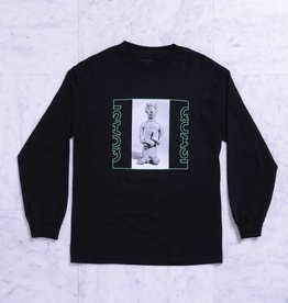 Quasi Skateboards Relic L/S Black