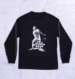 Quasi Skateboards Millenium L/S Black