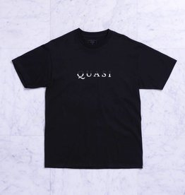 Quasi Skateboards Wordmark Black