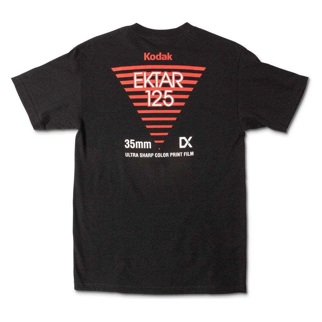 Girl Skateboard Company Ektar Black Tee