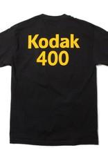 Girl Skateboard Company Gold 400 Black Tee