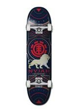 """Element Skateboards Nyjah Adorned 7.7"""" Complete"""