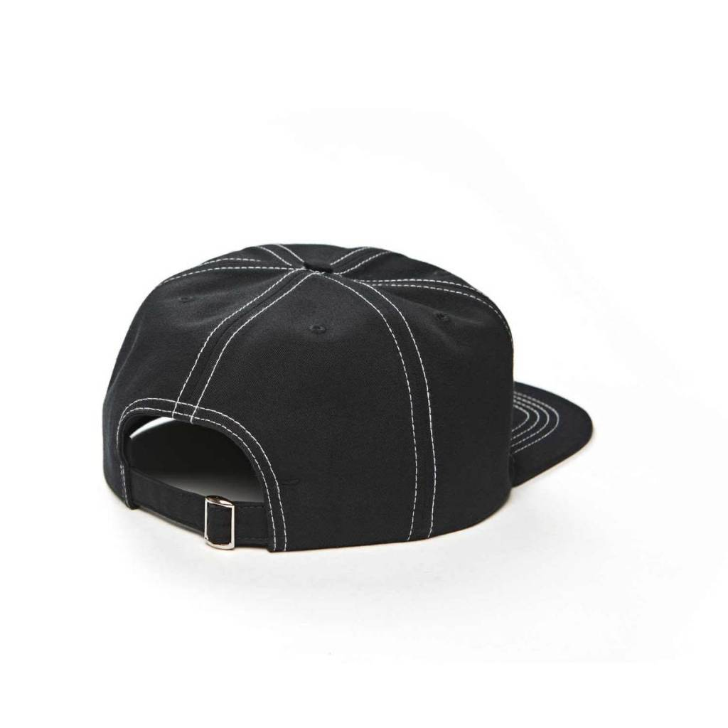 Polar Skate Co. Contrast Cap Black