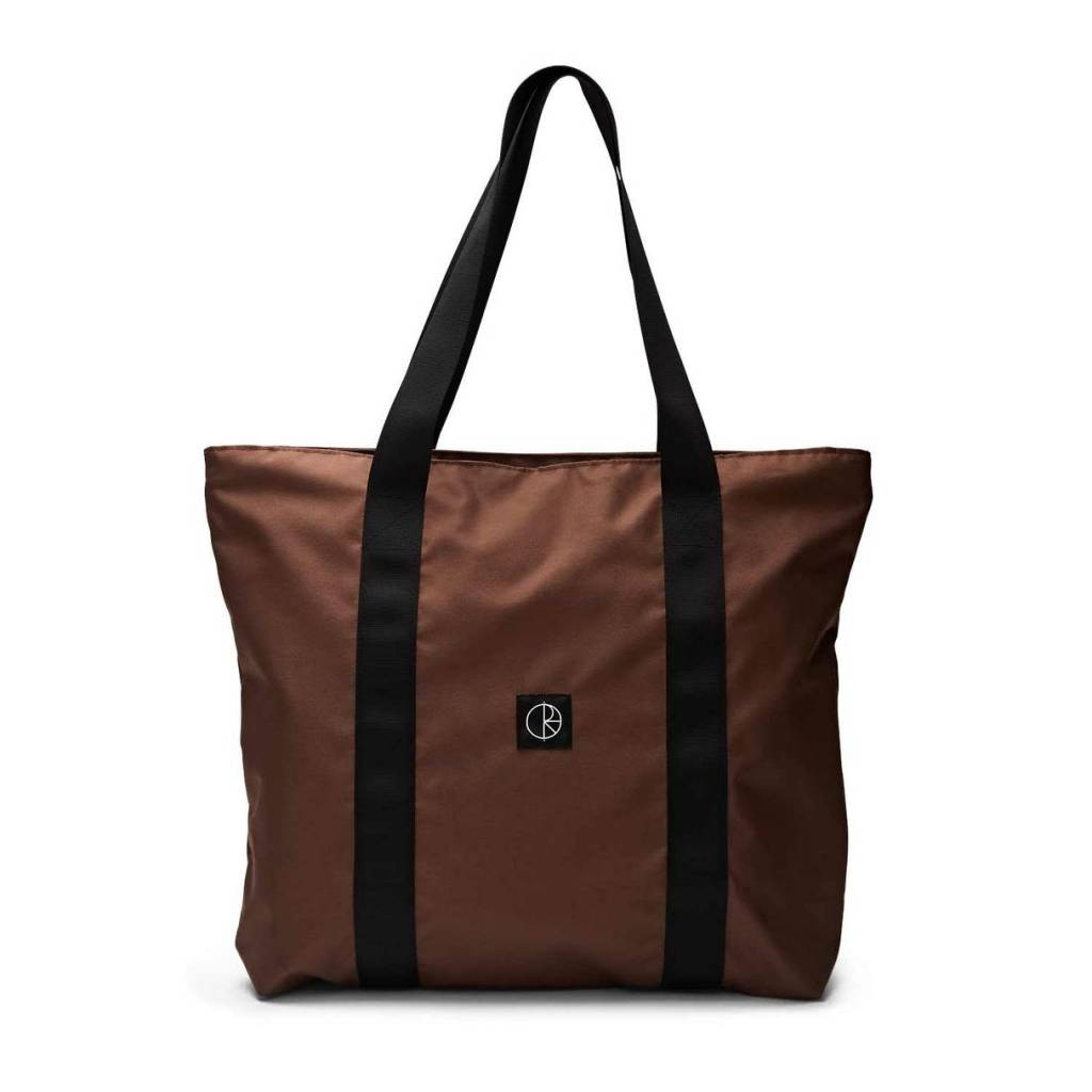 Polar Skate Co. Cordura Tote Bag Brown
