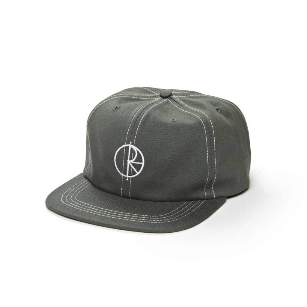 Polar Skate Co. Contrast Cap Grey Green