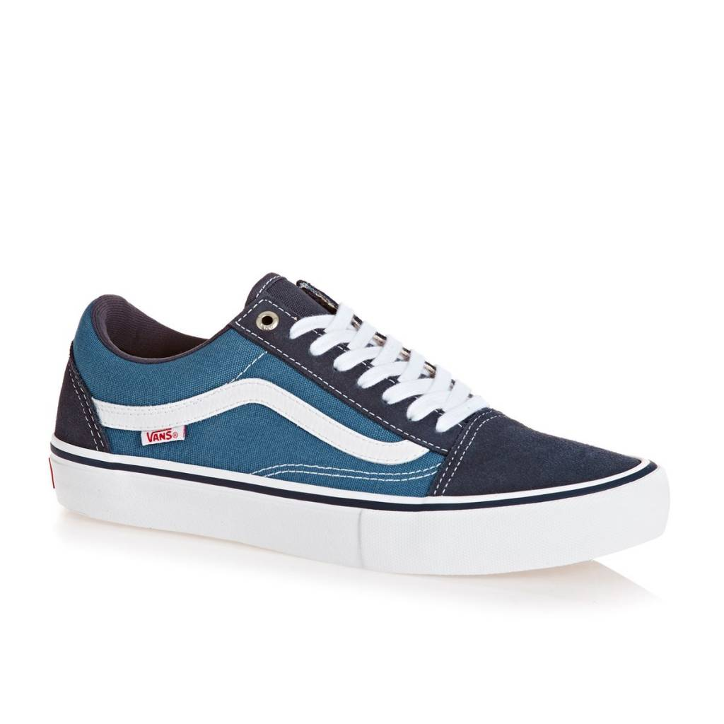 Vans Shoes Old Skool Pro Navy/Stv