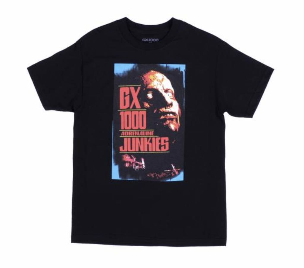 GX1000 Junkies Tee Black