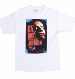GX1000 Junkies Tee White